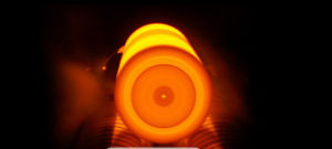 Bimetallic Alloy Screw and Barrel for Extruder