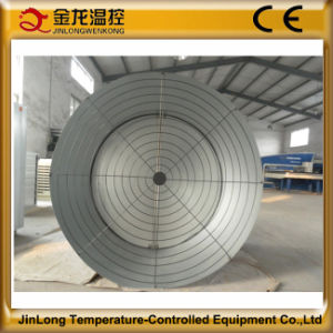Jinlong Large Volume Butterfly Type Cone Fans for Poultry House pictures & photos