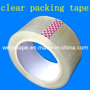 Clear Adhesive Tape-005 pictures & photos