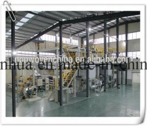 High Quality Non Woven Machine SMMS 3200mm pictures & photos