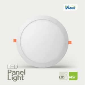 24W LED Ultra-Thin Panellight Round Indoor Lighting with Most Competitive Price pictures & photos