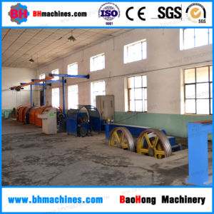 Twisted Wire Tubular Type Stranding Machine pictures & photos
