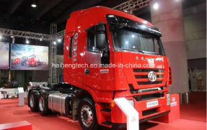 Refined High End Saic Iveco Hongyan 430HP 6X4 Truck Head/ Tractor Head /Trailer Head / Tractor Truck Euro4 pictures & photos