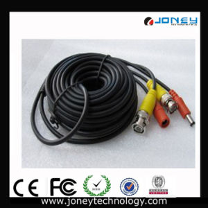 5m/10m/15m/20m/25m/30m/50meter BNC+RCA+DC CCTV Cable pictures & photos
