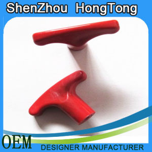 Red T-Shaped Knob pictures & photos