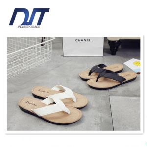 Men′s Casual Sandals Slip Personality Anti-Skid Beach Slippers pictures & photos