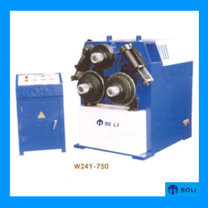 W24y Series Hydraulic Section Pipe Bending Machine pictures & photos