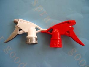 Plastic Trigger Sprayer with Adjustable Nozzle