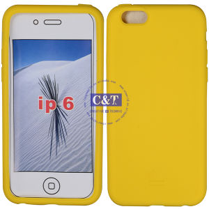 C&T Fashion New Arrival Soft Silicone Cover for iPhone 6s pictures & photos