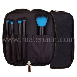 New Fashion 5PCS Makeup Brush with Color Synthetic Hair pictures & photos