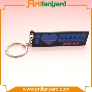 Promotional Soft PVC Rubber Custom Keychain pictures & photos