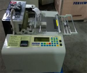 Automatic Kevlar Webbing Cutting Machine pictures & photos