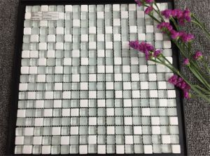Concise Fashion for Glass and Stone Mosaic Wall & Floor Tile pictures & photos
