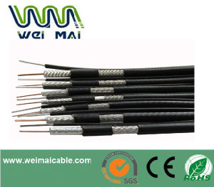 Professional Siamese CATV Cable Rg59+2c CCTV Cable pictures & photos