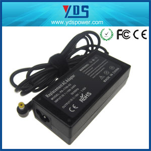 Laptop AC Adapter Laptop Charger for Toshiba 19V 3.42A pictures & photos