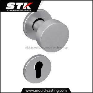Aluminum Alloy Shower Door Knob by Die Casting (STK-14-AL0024) pictures & photos