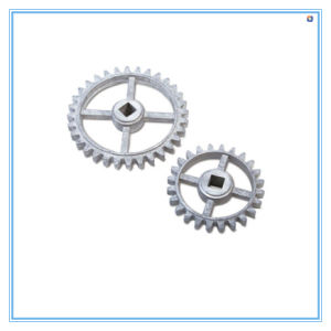 Automatic Gear by Die Casting Process pictures & photos