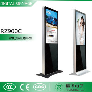"55"" Self-Service Touch Digital Signage with CCC, CE, SGS, ISO Certification"