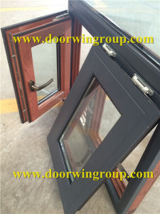 Top Quality Aluminum Clad Wooden Window pictures & photos
