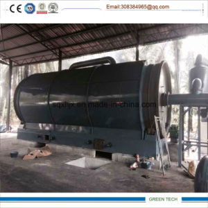 Pyrolysis Used Tire to Furnace Oil 10ton Tire Recycling Machine pictures & photos