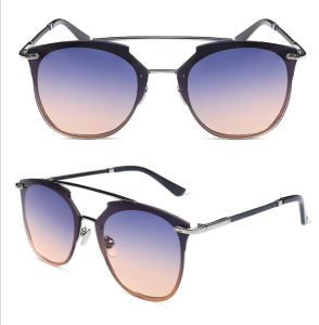 2017 New Hot Sale Product Fashion Metal Sunglasses pictures & photos