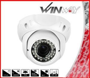 IR Dome Varifocal Metal Security CCTV 1200tvl Camera (dB336-755)