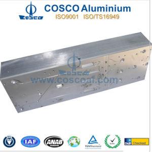 Customized CNC Machined Aluminum/Aluminium Radiator pictures & photos