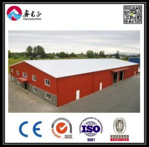 Steel Structure Warehouse and Workshop (BYSS022402) pictures & photos