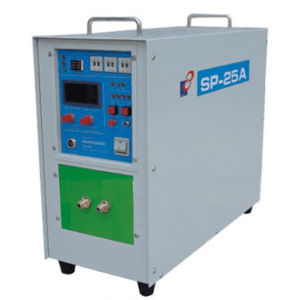 High Frequency Induction Heating Machine of 15kw (SP-25/25A/25B/25AB) pictures & photos