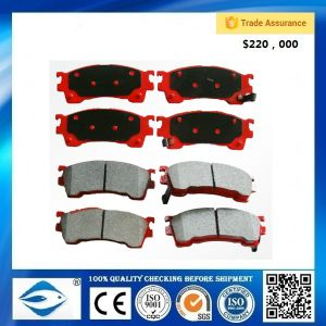 High Performance Brake Pad for Ap Caliper China Supplier pictures & photos