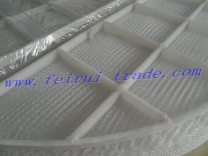 PTFE/PP/PE Wire Mesh Demister Mesh Knitting Screen pictures & photos