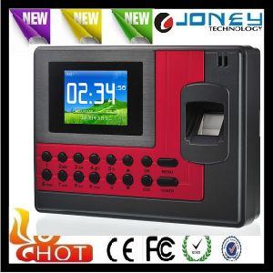 Zk Software Em4100 USB Biometric Fingerprint Time Attendance with Battery Backup pictures & photos