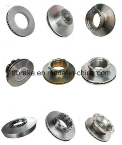 High Quality Cast Iron Truck Brake Disc pictures & photos