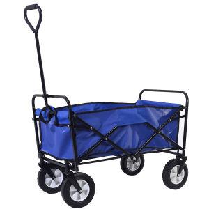 Sunnydaze Folding Utility Wagon Garden Cart, Sunnydaze Folding Utility Wagon Gar pictures & photos
