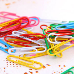 25mm, 28mm, 33mm, 50mm Color (colour) Paper Clips pictures & photos