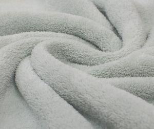 Pure Polyester High-Grade Coral Fleece pictures & photos