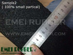 Ballistic Rubber Floor Tile for Shooting Range pictures & photos