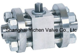 Forged Stainless Steel Welding Ball Valve pictures & photos
