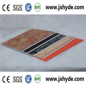 Laminated PVC Panel Deccoration Wall Panel 8*250mm pictures & photos