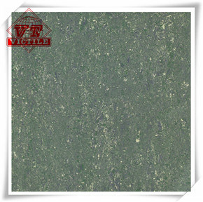 Green Color Double Loading Polished Floor Tile (VPD6009D) pictures & photos