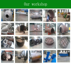 10 Ton Waste Tire to Diesel Recycling Machine pictures & photos