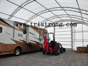 Animal Tent, Prefabricated Building, Trussed Frame Shelter, Carport (TSU-4060/TSU-4070) pictures & photos