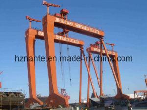 Shipyard Gantry Crane (QME80t-30T-60T-40M-30M) pictures & photos