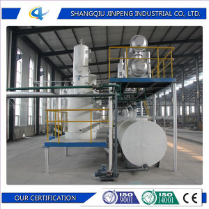 EU Standard Easy to Install Waste Rubber Tire Recycling Machine pictures & photos