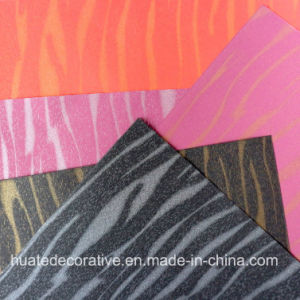Various Color Fantastic Design Metallic Melamine Paper for Furniture
