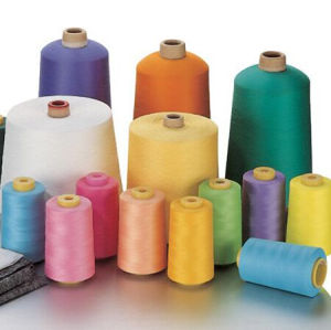 100% Spun Polyester Sewing Thread Factory pictures & photos