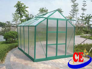 High Quality Polycarbonate (PC) Greenhouse