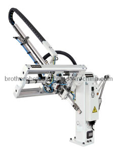 Industrial Swing Arm Robot for Plastic Injection Moulding Machine (BRP850WV)