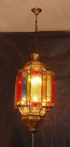 Brass Pendant Lamp with Glass Decorative 18987 Pendant Lighting pictures & photos