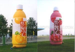 Inflatable Balloon Bottle for Advertising (K3008) pictures & photos